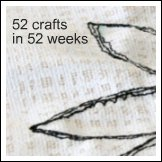 52 crafts in 52 weeks